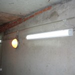 Электромонтажные работы в гаражах