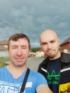Игорь и я